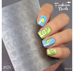 Fashion nails Deep 5