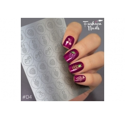 Fashion nails Deep 4