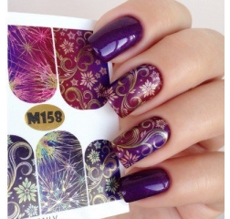 Fashion nails M158